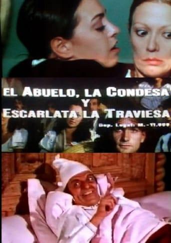 El abuelo, la condesa y Escarlata la traviesa Movie Poster