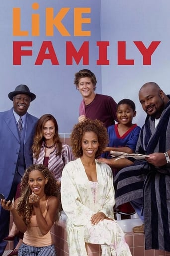 Poster of Like Family