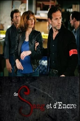 Poster of Tinta y sangre