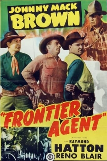 Poster of Frontier Agent