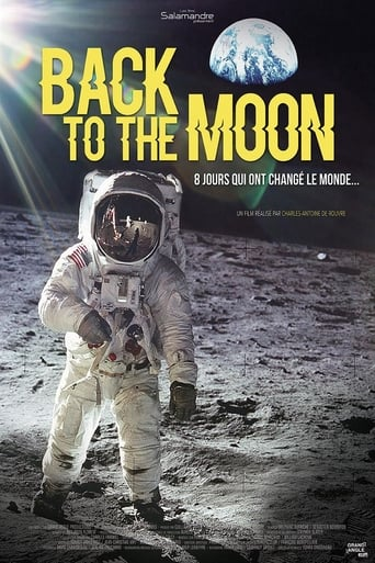 Back to the Moon Movie Poster