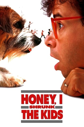 Watch Honey, I Shrunk the Kids Online Free in HD