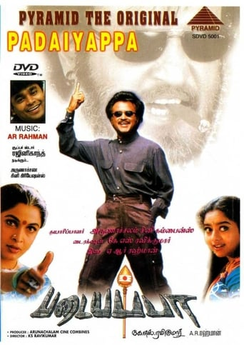 Poster of Padayappa