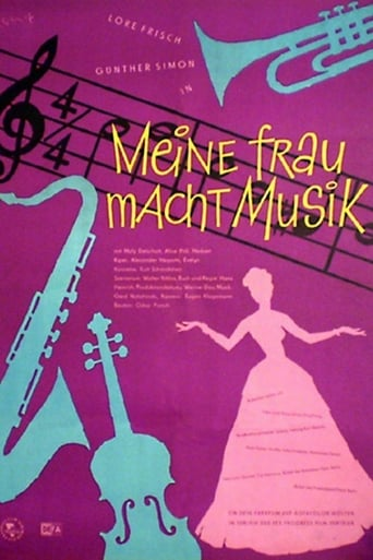 Poster of Meine Frau macht Musik