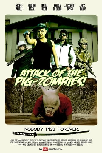 Attack of the Pig-Zombies!