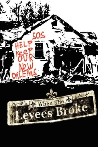 Poster of When the Levees Broke: A Requiem in Four Acts