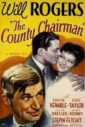Poster of The County Chairman