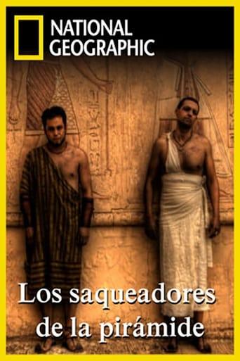 Poster of Los saqueadores de la pirámide