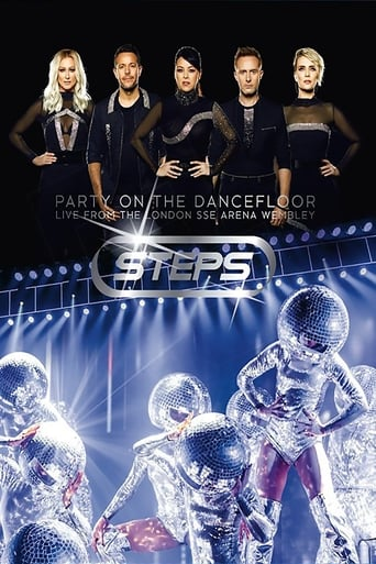 Poster of Steps: Party on the Dancefloor