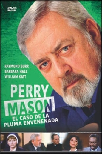 Poster of Perry Mason: The Case of the Poisoned Pen fragman