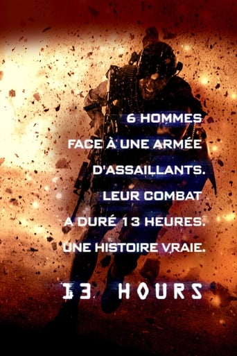 Poster of 13 Hours