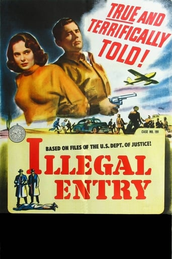 Poster of Illegal Entry