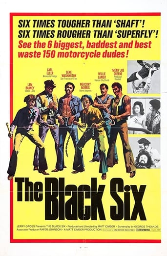 Poster of The Black Six