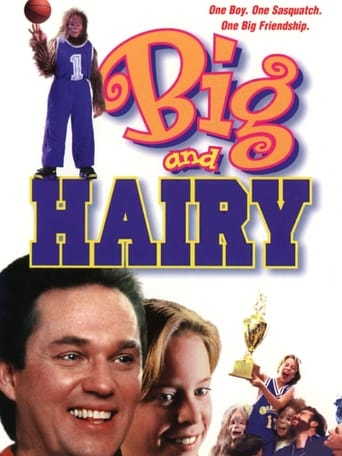 Poster of Big and Hairy
