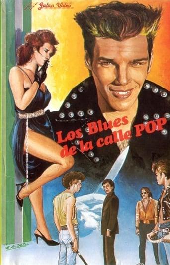 Poster of Los blues de la calle Pop (Aventuras de Felipe Malboro, volumen 8)