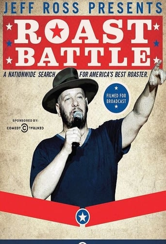 Poster of Jeff Ross Presents Roast Battle