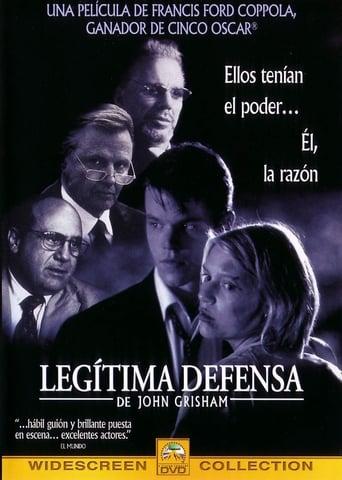 Poster of Legítima defensa