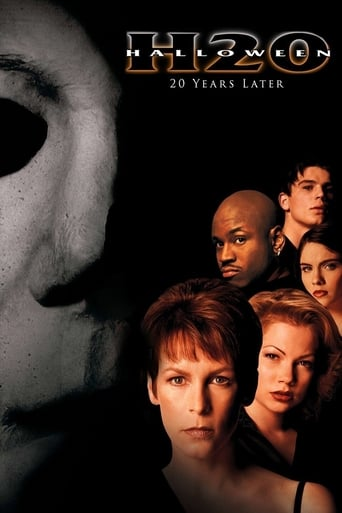 Poster of Halloween H20: 20 Years Later