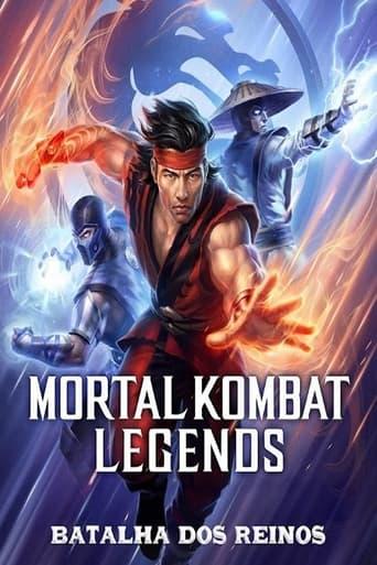 Mortal Kombat Legends: Batalha dos Reinos