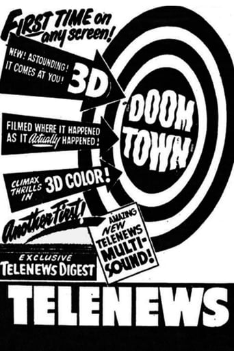 Doom Town movie poster