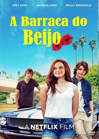 A Barraca do Beijo - Poster