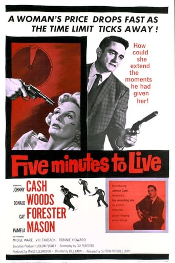 'Five Minutes to Live (1961)