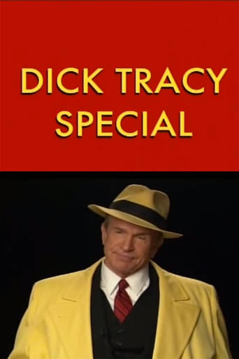 Poster of The Dick Tracy Special