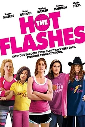 Poster of The Hot Flashes