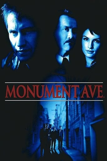 Poster of Monument Ave.