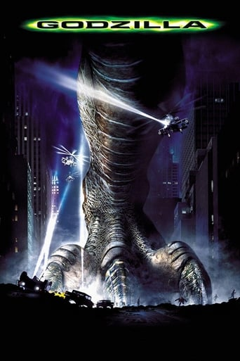 Godzilla - Science Fiction / 1998 / ab 12 Jahre