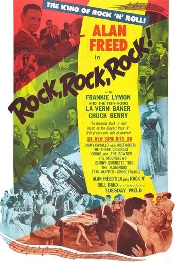 Poster of Rock Rock Rock!