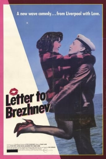 Poster of Letter to Brezhnev