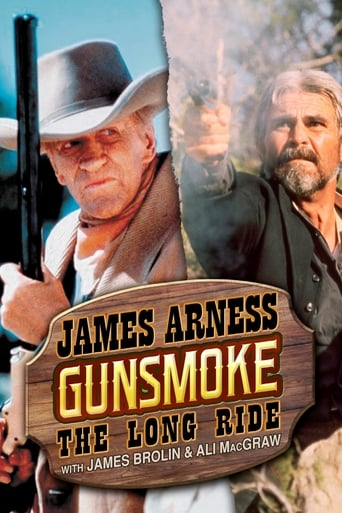 Poster of Gunsmoke: The Long Ride