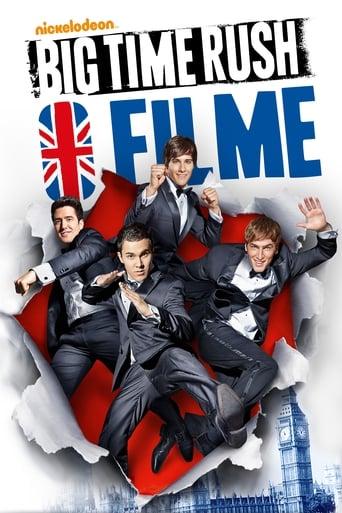 Poster of Big Time Rush: La Película