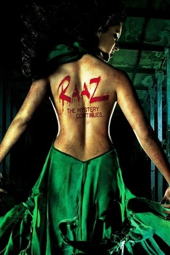 Poster of Raaz: The Mystery Continues...