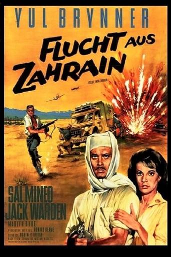 Flucht aus Zahrain
