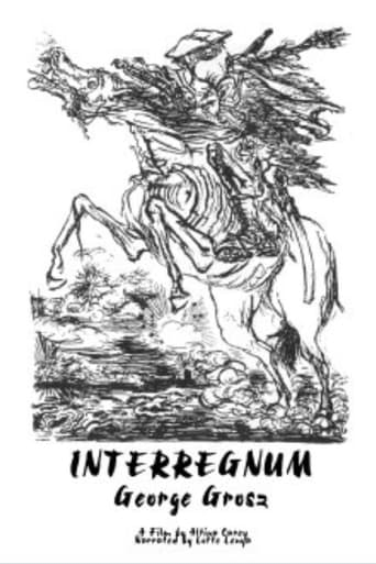 Poster of George Grosz' Interregnum