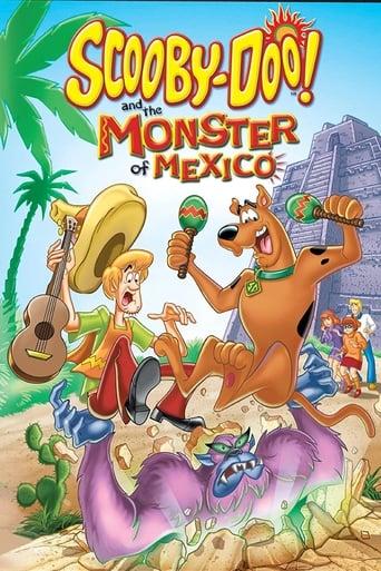 Poster of Scooby-Doo y el monstruo de México
