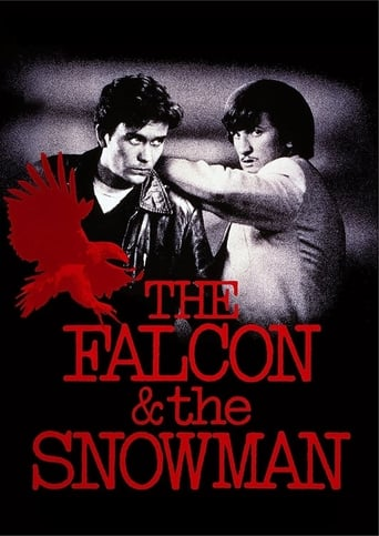 Poster of The Falcon and the Snowman