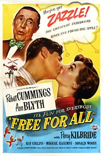 Poster of Free For All