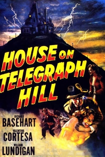 Poster of The House on Telegraph Hill