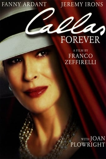 Watch Callas Forever Free Online Solarmovies