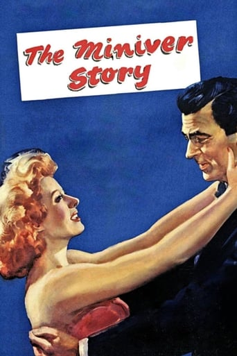 Poster of The Miniver Story