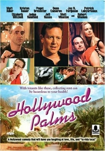 Poster of Hollywood Palms