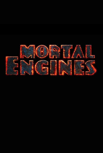 Poster of Mortal Engines