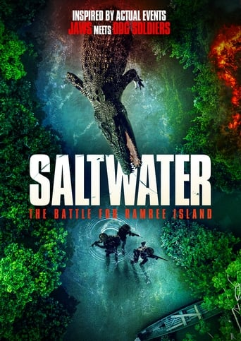 Saltwater: The Battle for Ramree Island Poster