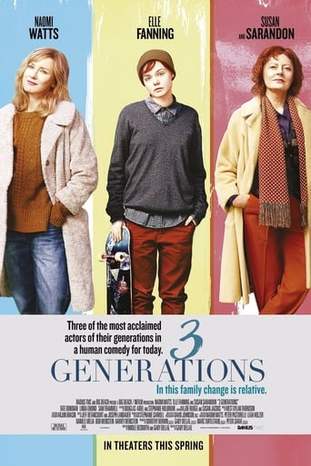 Poster of 3 Generations