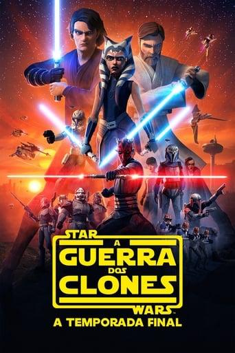 Star Wars A Guerra dos Clones 7ª Temporada - Poster