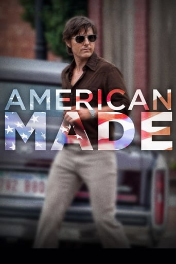 Poster of American Made fragman