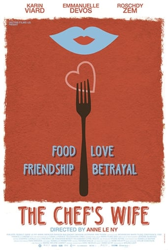 Poster of The Chef's Wife